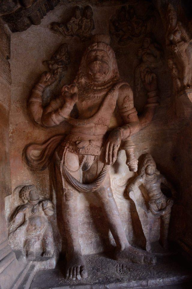 narasimha-badami-caves